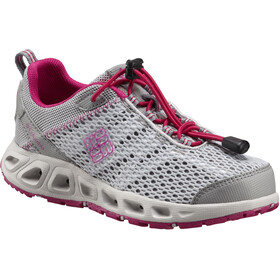 Columbia Youth Drainmaker III Shoes Children Grey Ice/Haute Pink